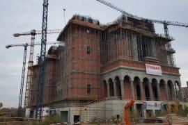 Catedrala Mantuirii Neamului – Tencuiala 25000mp