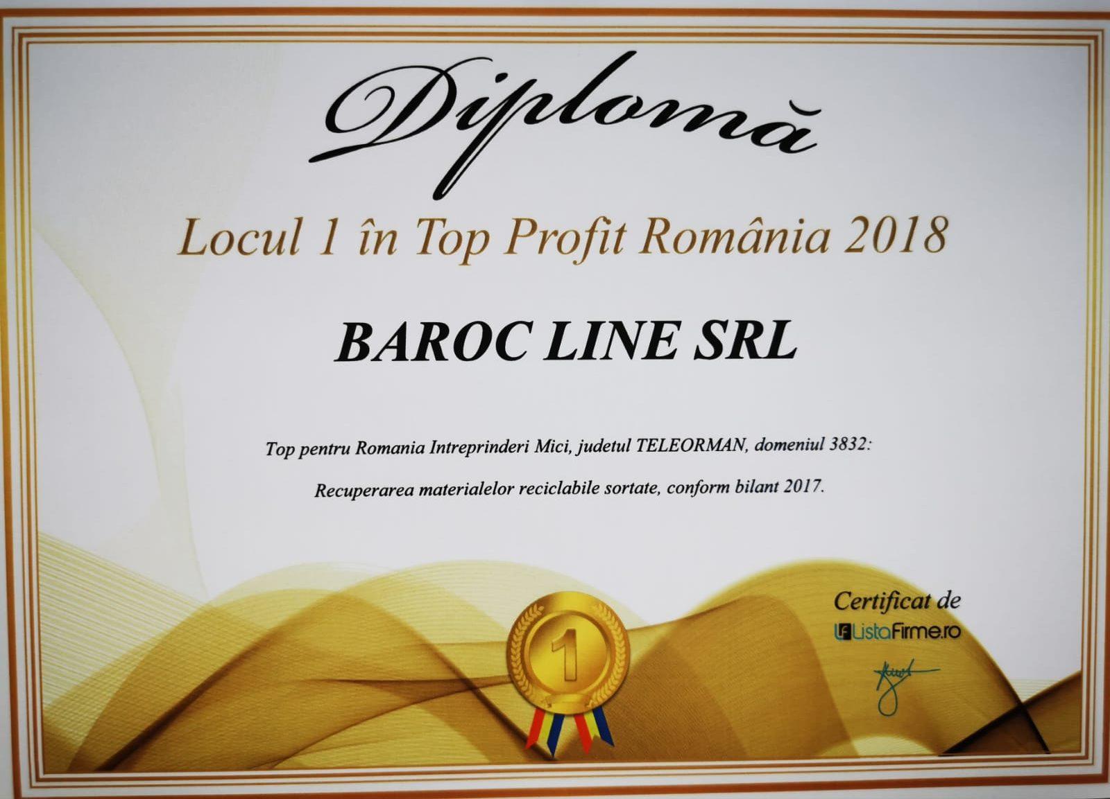 top afaceri 2018
