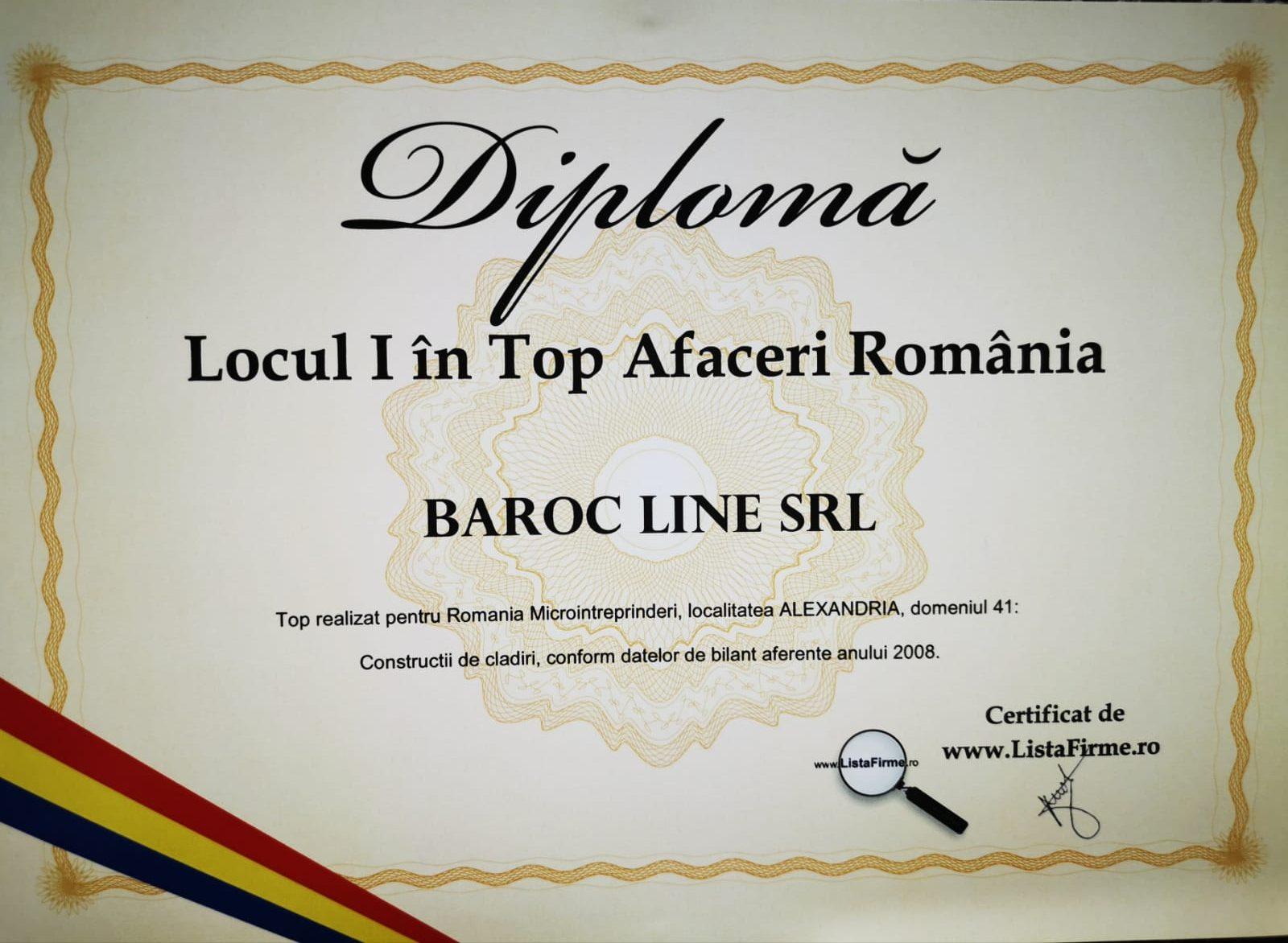 top afaceri Romania